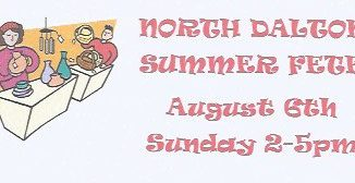 North Dalton Summer Fete